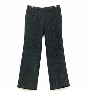 ANN TAYLOR Wool Dress Pants Lindsay Fit Straight